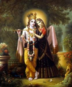 Shri Radha e Krishna