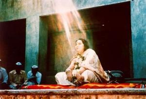 Shri Mataji a Rahuri 1983