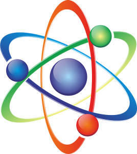 Atomo: cose c'e' fra atomo ed elettrone?
