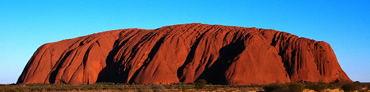 Uluru o Ayers Rock, Australiana