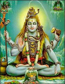 Shri Shiva In Meditazione
