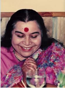 Shri Mataji a Volterra 1986