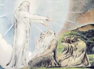 Visione di Giobbe del Cristo