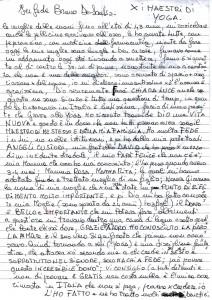 lettera di Bruno parte 2
