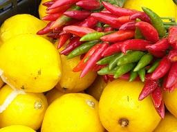limoni e peperoncini