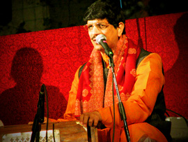 dr Arun Apte, musico terapia indiana