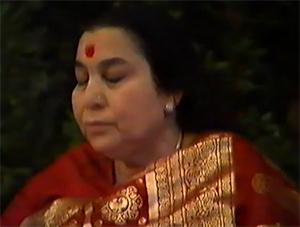 Shri Mataji e il Sahajara chakra