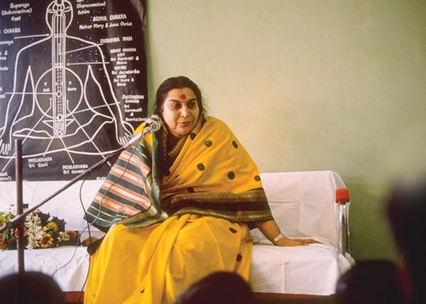 Intervista a Shri Mataji - Hong Kong 1992
