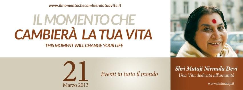 Visita il sito: Il momento che cambierà la tua vita