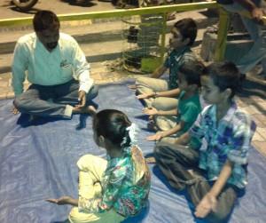 Realizzazione del Sé in Pune (India)