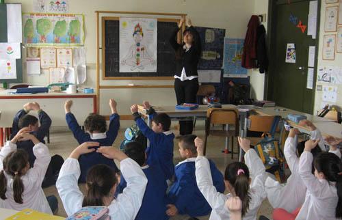 scuola primaria M.U.Traiano