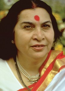 Shri Mataji Nirmala Devi, fondatrice di Sahaja Yoga
