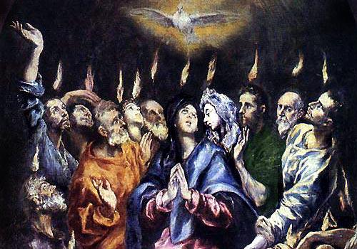 Pentecoste e Spirito Santo