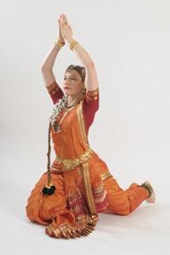 Marzia Colitti danza classica indiana
