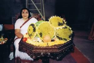 Sahaja Agricultural Project - Shri Mataji Sunflowers