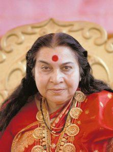 Shri Mataji Dhanvantari